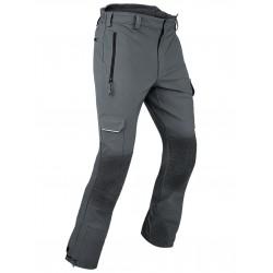 Pantalone tecnico PFANNER GLOBE OUTDOOR PANTS - Grigio