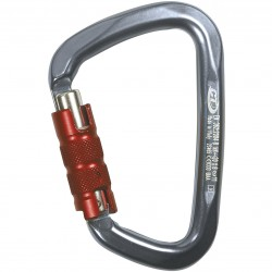 Moschettone con ghiera CT CLIMBING TECHNOLOGY LARGE TG