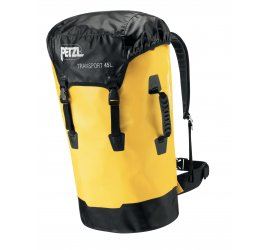 Zaino PETZL TRANSPORT 45 L Giallo
