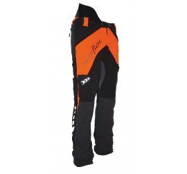 BREATHEFLEX CL.1 TIPO A - Pantalone Orange Antitaglio