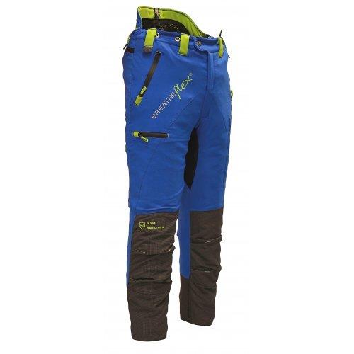 BREATHEFLEX PRO CL.1 TIPO A - Pantalone Blu Antitaglio
