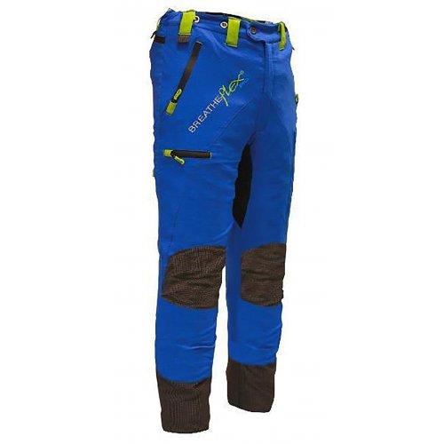 Pantalone ARBORTEC BREATHEFLEX PRO ARBORIST non protective Blu