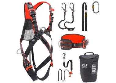 CT CLIMBING TECHNOLOGY STEEL STRUCTURES KIT