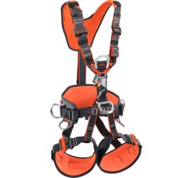 Imbracatura completa CT CLIMBING TECHNOLOGY AXESS QR. ASCENDER 5p  + Chest ascender