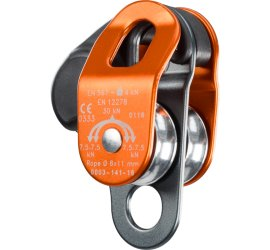 Carrucola bloccante doppia CT CLIMBING TECHNOLOGY NEW UP LOCK
