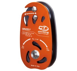 Carrucola da abbattimento CT CLIMBING TECHNOLOGY GRIZZLY