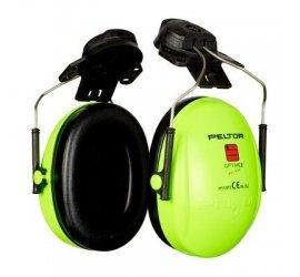 Cuffie per casco 3M PELTOR Optime I Alta visibilità