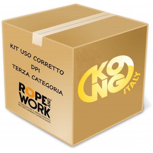 Kit Corso uso corretto DPI 3^ anticaduta